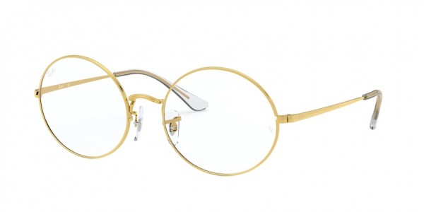 RAY-BAN RX1970V style-color 3086 Legend Gold