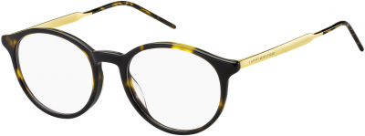 TOMMY HILFIGER TH 1642 style-color Dark Havana 0086