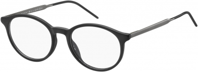 TOMMY HILFIGER TH 1642 style-color Matte Black 0003