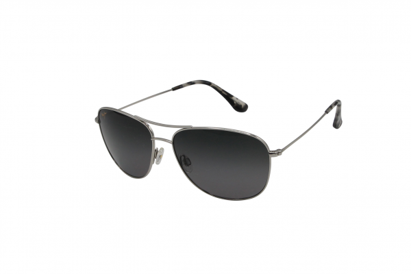 MAUI JIM CLIFF HOUSE style-color GS247-17 Silver / Neutral Grey