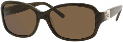 KATE SPADE ANNIKA/S style-color Brown Horn 1Q8P / Brown Polarized VW Lens