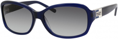 KATE SPADE ANNIKA/S style-color Navy 0X00 / Gray Gradient Y7 Lens