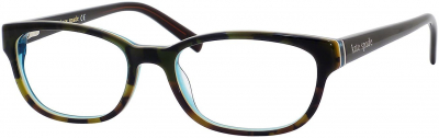 KATE SPADE BLAKELY US style-color Tortoise Turquoise 0JLM