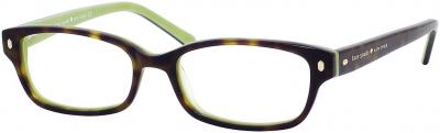 KATE SPADE LUCYANN US style-color Tortoise Kiwi 0DV2