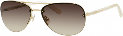 KATE SPADE BERYL/S style-color Rose Gold 0AU2 / Brown Gradient Y6 Lens
