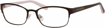 JUICY COUTURE JU 139 style-color Satin Brown 0JFN