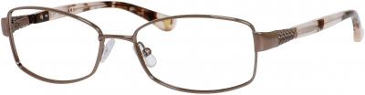 LIZ CLAIBORNE L 610 style-color Almond Brown 0RX3