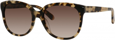 KATE SPADE BAYLEIGH/S style-color Camel Tortoise 0ESP / Warm Brown Gradient B1 Lens