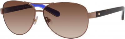 KATE SPADE DALIA 2/S style-color Brown 0P40 / Warm Brown Gradient B1 Lens