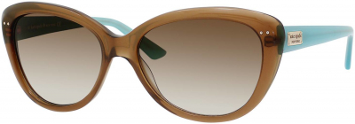 KATE SPADE ANGELIQUE/S US style-color Tan 0JVC / Brown Gradient Y6 Lens