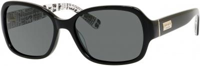 KATE SPADE AKIRA/P/S style-color Black 09KQ / Gray Polarized RA Lens