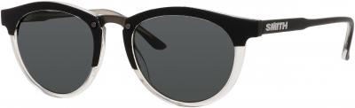 SMITH QUESTA style-color Matte Black Crystal 0FWV / Gray Polarized Pz EE Lens