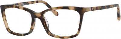 KATE SPADE CORTINA style-color Brown Havana 0WR9