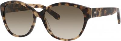KATE SPADE KIERSTEN 2/S style-color Camel Tortoise 0ESP / Brown Gradient Y6 Lens