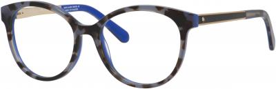 KATE SPADE CAYLEN style-color Blue Havana Gold 0S5A