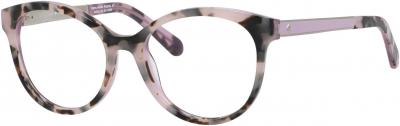 KATE SPADE CAYLEN style-color Lilac Havana 0S10