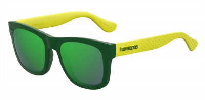 HAVAIANAS PARATY/S style-color Green Yellow 0QPN / Green Multi Pz Z9 Lens