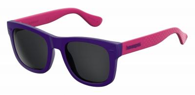 HAVAIANAS PARATY/S style-color Violet Fuchsia 0QPV / Gray Y1 Lens