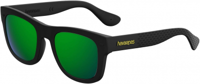 HAVAIANAS PARATY/L style-color Black 0O9N / Green Multi Pz Z9 Lens