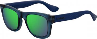 HAVAIANAS PARATY/L style-color Blue 0PJP / Green Multi Pz Z9 Lens