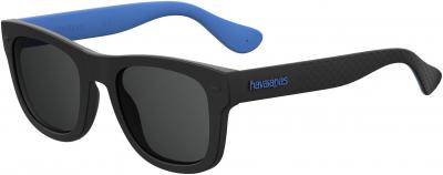 HAVAIANAS PARATY/L style-color Black Blue 0D51 / Gray Blue IR Lens