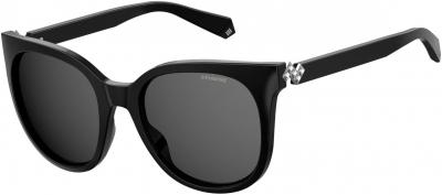 POLAROID CORE PLD 4062/S/X style-color Black 0807 / Gray Sf Pz WJ Lens