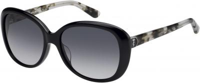 JUICY COUTURE JU 598/S style-color Black Havana 0WR7 / Dark Gray Gradient 9O Lens
