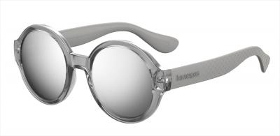 HAVAIANAS FLORIPA/M style-color Silver 0YB7 / Silver Mirror T4 Lens
