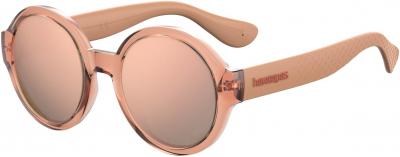 HAVAIANAS FLORIPA/M style-color Salmon 09R6 / Gray Rose Gold 0J Lens