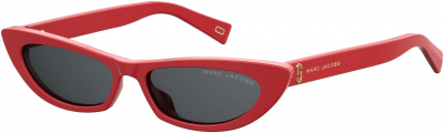 MARC JACOBS MARC 403/S style-color Red 0C9A / Gray Blue IR Lens