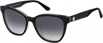 JUICY COUTURE JU 603/S style-color Black 0807 / Dark Gray Gradient 9O Lens