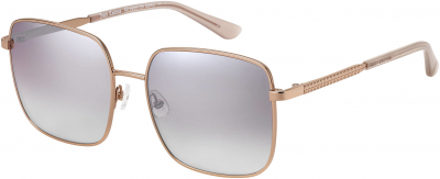 JUICY COUTURE JU 605/S style-color Red Gold 0AU2 / Brown Mirror Gradient NQ Lens
