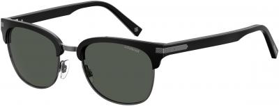 POLAROID CORE PLD 2076/S style-color Black 0807 / Gray Pz M9 Lens