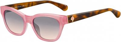 KATE SPADE JERRI/S style-color Pink 035J / Gray Fuschia FF Lens
