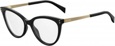 MOSCHINO MOS 503 style-color Black 0807