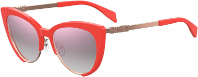 MOSCHINO MOS 040/S style-color Coral 01N5 / Multipink Cp VQ Lens