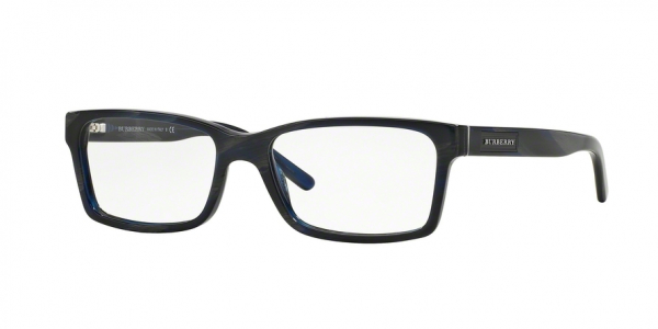 BURBERRY BE2108 style-color 3419 Blue Horn