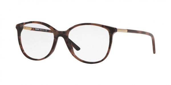 BURBERRY BE2128 style-color 3624 Spotted Brown Havana