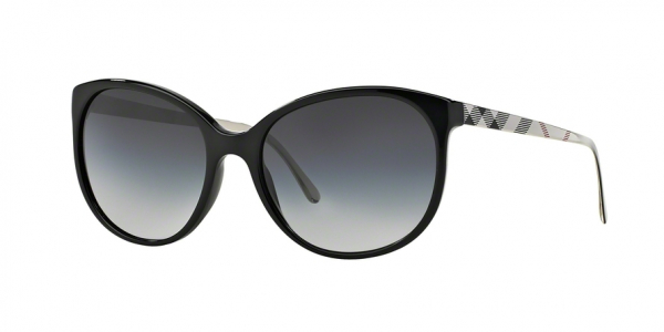 BURBERRY BE4146 style-color 34068G Black