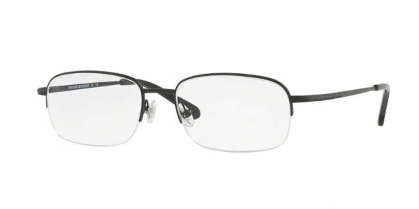 BROOKS BROTHERS BB 487T style-color 1502T Matte Black