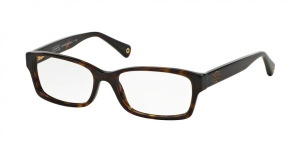 COACH HC6040 BROOKLYN style-color 5001 Dark Tortoise