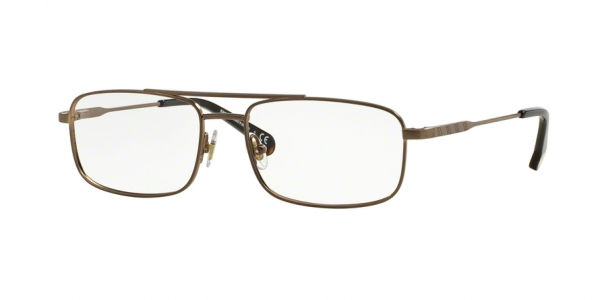 BROOKS BROTHERS BB1033 style-color 1552 Satin Brown