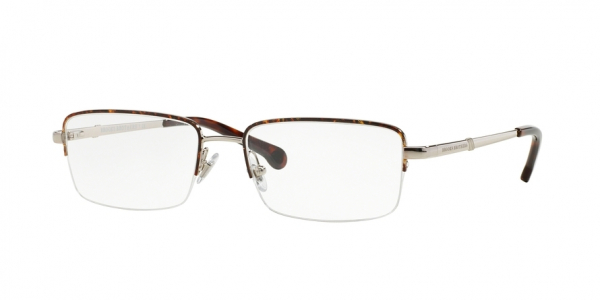 BROOKS BROTHERS BB1035 style-color 1658 Silver / Tort