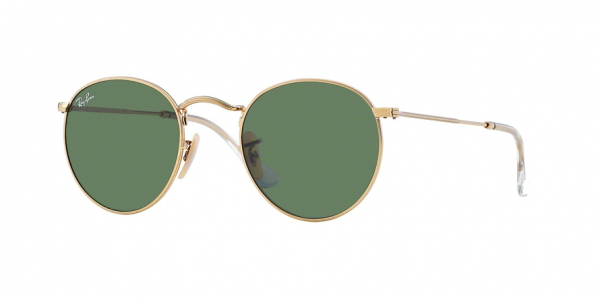 RAY-BAN RB3447 ROUND METAL style-color 001 Arista
