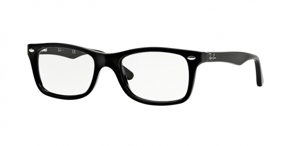 RAY-BAN RX5228 style-color 2000 Shiny Black