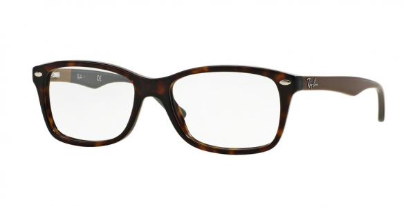 RAY-BAN RX5228 style-color 5545 Havana
