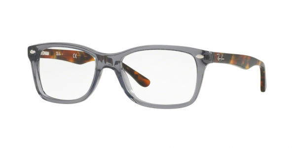RAY-BAN RX5228 style-color 5629 Opal Grey