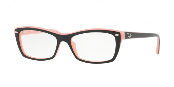 RAY-BAN RX5255 (51) style-color 5024 Top Black ON Pink