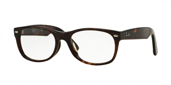 RAY-BAN RX5184F ASIAN FIT style-color 2012 Dark Havana