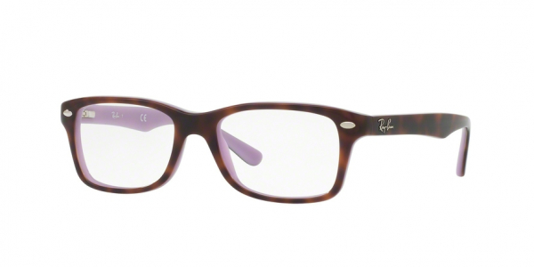 RAY-BAN RY1531 style-color 3700 Top Havana ON Violet
